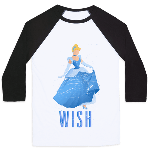 Wish Princess Baseball Tee