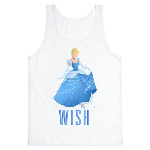Wish Princess Tank Top
