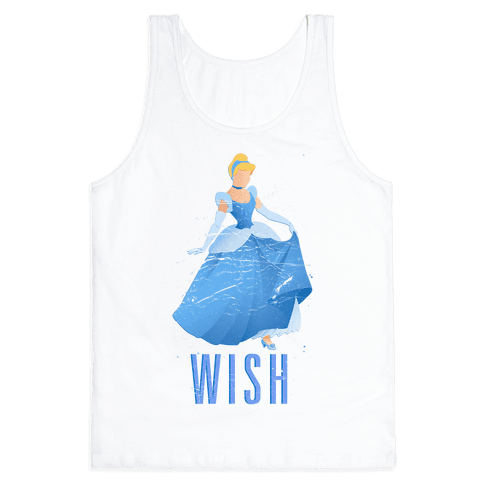 Wish Princess Tank Top