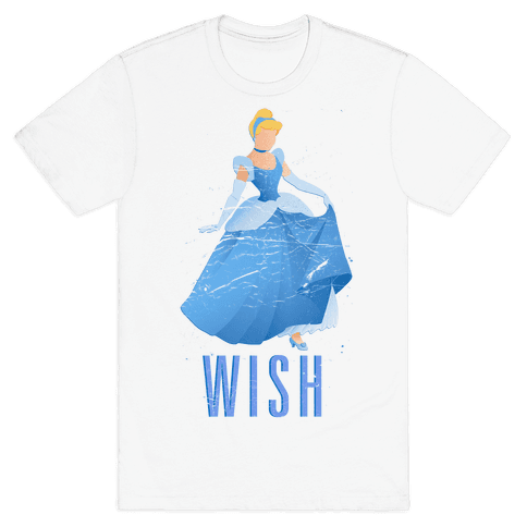 Wish Princess Mens T-Shirt