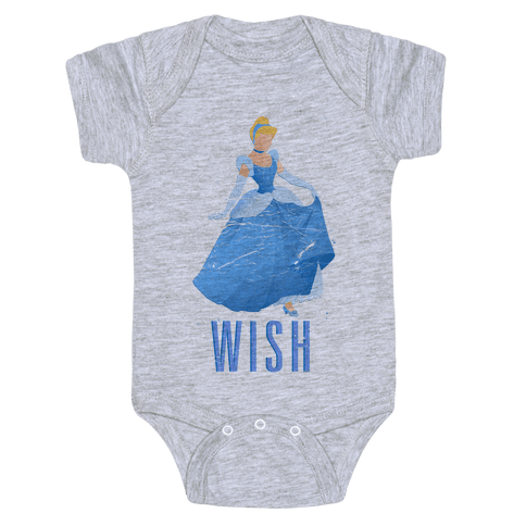 Wish Princess Baby Onesy