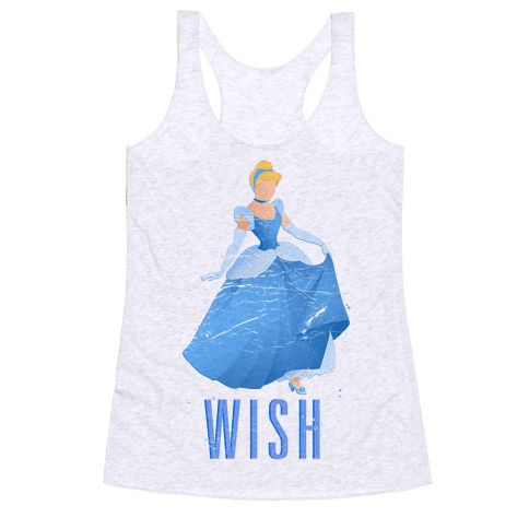 Wish Princess Racerback Tank Top