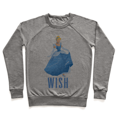 Wish Princess Pullover