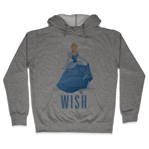 Wish Princess Hooded Sweatshirt