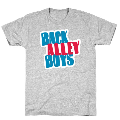 Back Alley Boys 2 T-Shirt