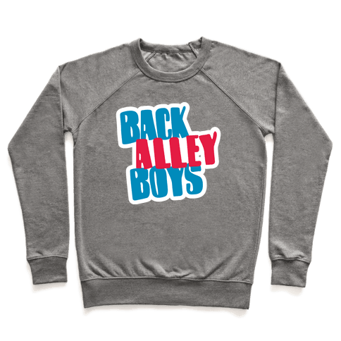 Back Alley Boys 2 Pullover