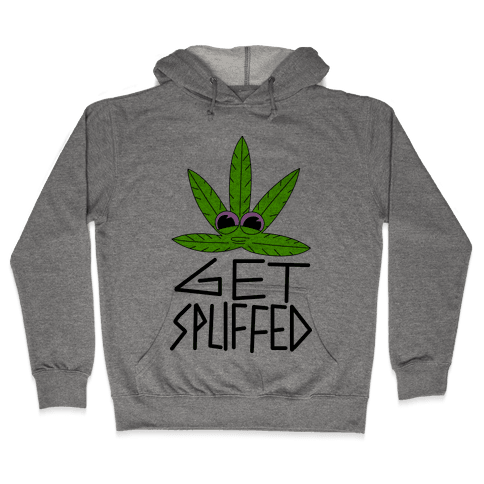 Get Spliffed Hooded Sweatshirt