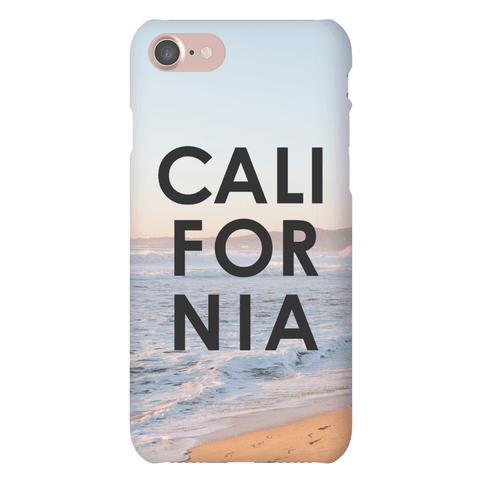 California Case Phone Case