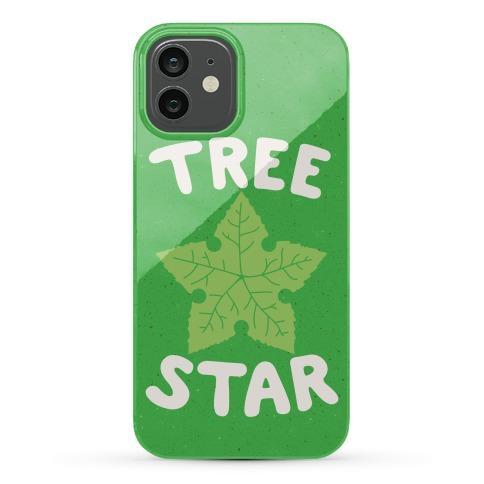 Tree Star Phone Case