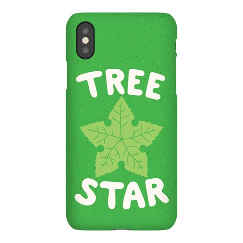 Tree Star Phone Case