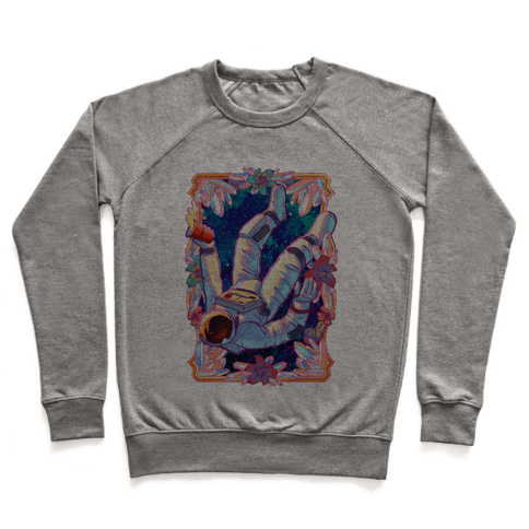 Pastel Space Trip Pullover