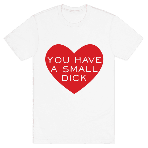 So Tiny Mens T-Shirt