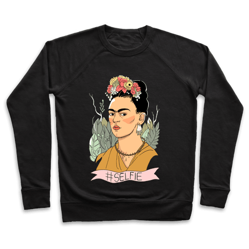 Frida #Selfie Pullover