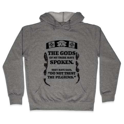 Addams Thanksgiving Hooded Sweatshirt