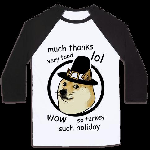 Doge Thanksgiving