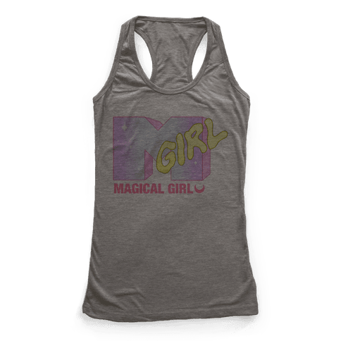 Magical Girl (MTV) Racerback Tank Top