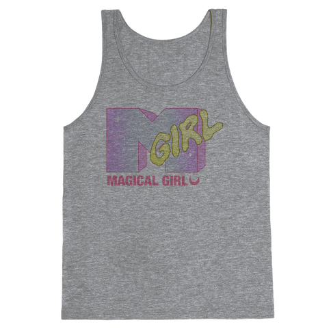 Magical Girl (MTV) Tank Top