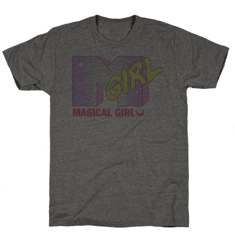 Magical Girl (MTV) Mens T-Shirt