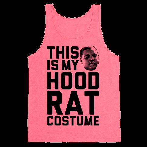 This Is My Hoodrat Costume
