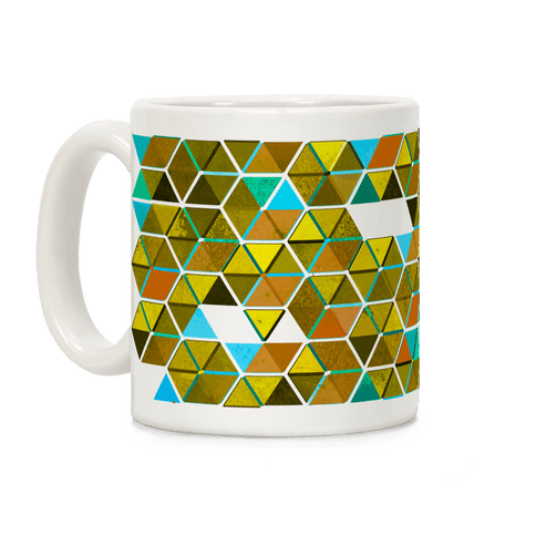 Colorful Tiles Coffee Mug
