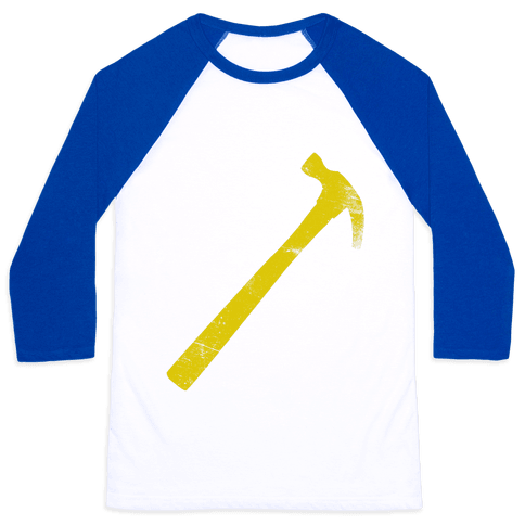 Yellow Hammer Baseball Tee