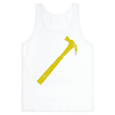 Yellow Hammer Tank Top