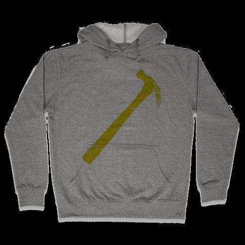 Yellow Hammer Hooded Sweatshirt
