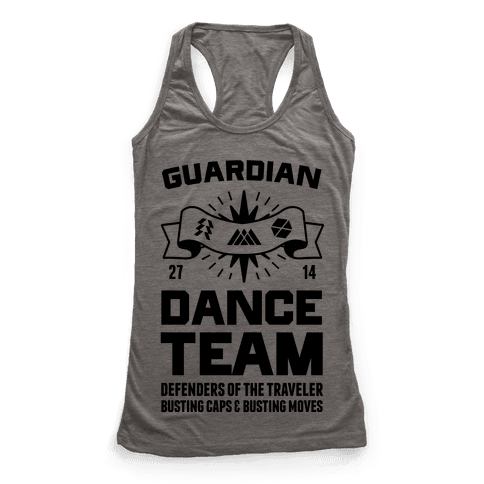 Guardian Dance Team Racerback Tank Top