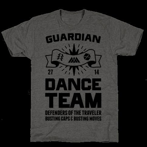 Guardian Dance Team Mens T-Shirt