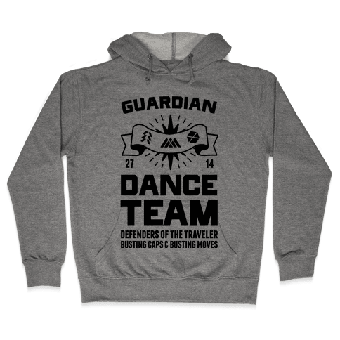 Guardian Dance Team Hooded Sweatshirt