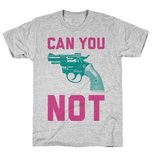 Can You Not? Mens T-Shirt