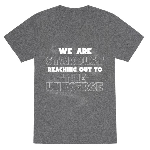 Stardust V-Neck Tee Shirt