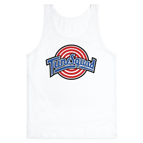 TuneSquad Tank Top