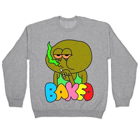 Baked Potato Pullover