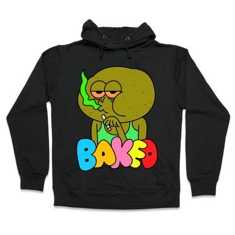 Baked Potato Hooded Sweatshirt