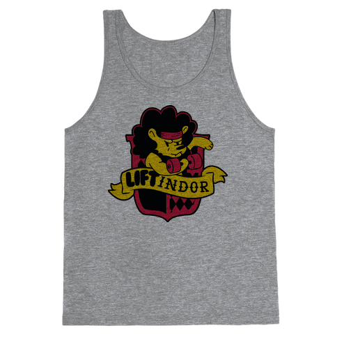 LIFTindor Tank Top