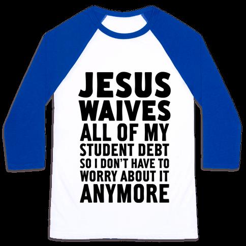 Jesus Waives