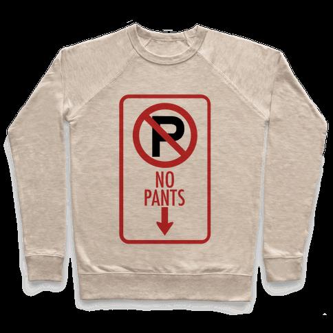 No Pants Pullover