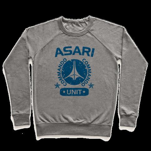 Asari Commando Unit Pullover