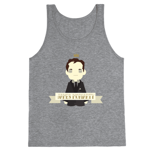 James Moriarty Tank Top