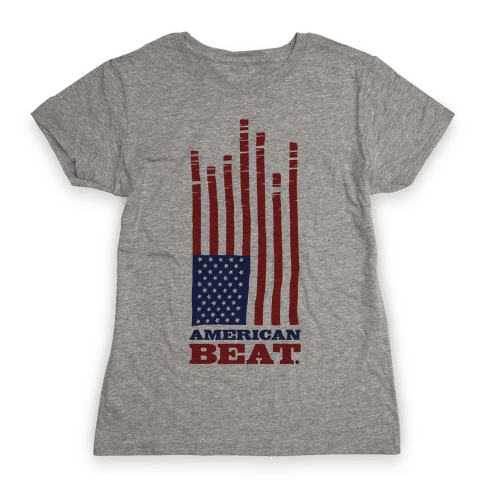 American Beat Womens T-Shirt