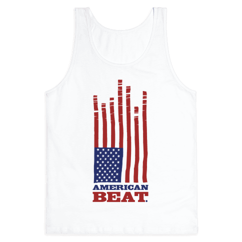 American Beat Tank Top