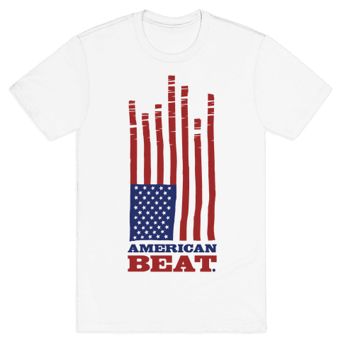 American Beat Mens T-Shirt