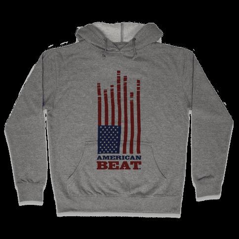 American Beat Hooded Sweatshirt