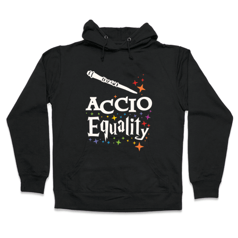 Accio Equality! Hooded Sweatshirt