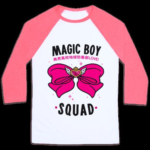 Magic Boy Squad (Pink)