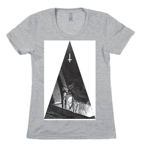 Tomb's Foot Womens T-Shirt