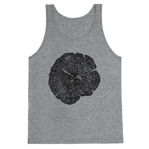The Life Of Trees Tank Top