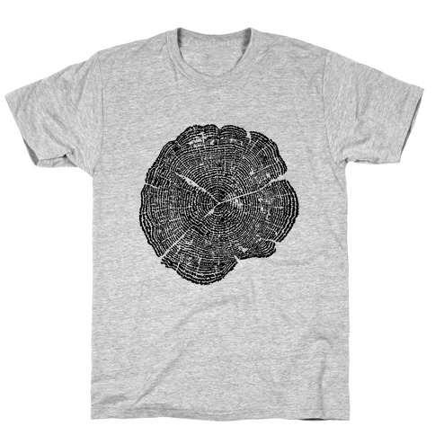The Life Of Trees T-Shirt