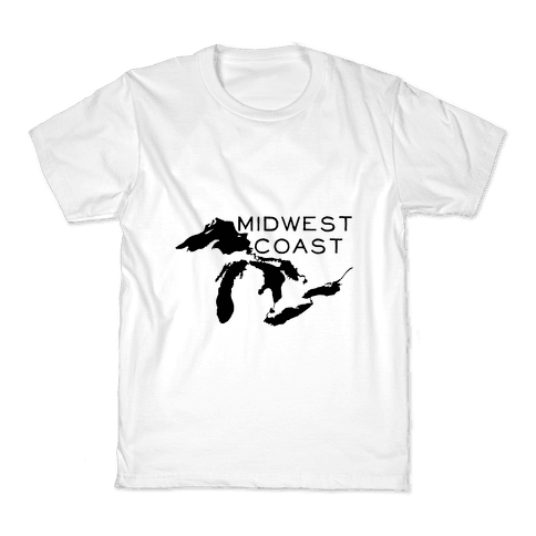 Midwest Coast Kids T-Shirt